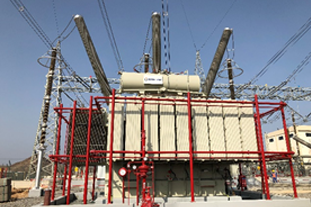 OETC ( Oman Electricity Transmission Company): 400KV reactor Station at SUR and IZKI – Supply of 400KV reactors