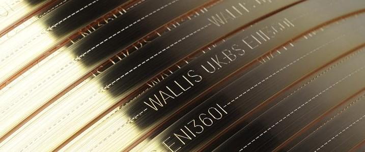 Wallis tape